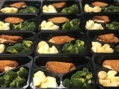 Daghap 19 augustus: Cordon bleu, broccoli en gebakken aardappelen
