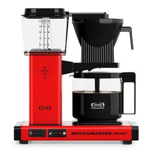 Moccamaster KBG Select Red