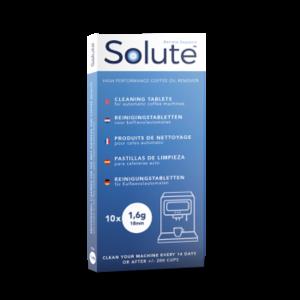 Solute reinigingstabletten 10 stuks 1,6 gram 18 mm