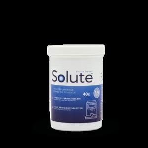 Solute reinigingstabletten 40 stuks 3,5 gram 15 mm