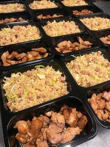 Daghap 11 juni: Nasi met malse kippendij