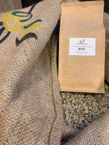 Filterbranding koffie Ethiopië Sidamo Grade 2